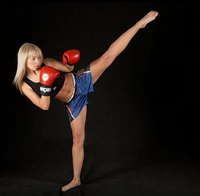 Sexiest women in martial arts 25