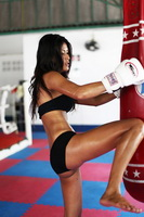 Sexiest women in martial arts 26