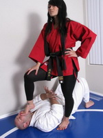 Woman Martial Domination 055