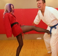 Woman Martial Domination 059