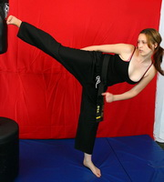 Gorgeous Women in Martial Arts 39