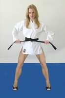 Hot Karate Girls 34