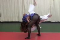 Karate Pantyhose 4