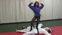 Karate Pantyhose 5