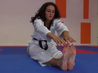 Sexy women in martial arts 28