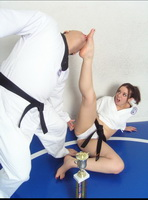Sexy women in martial arts 42
