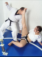 Sexy women in martial arts 43