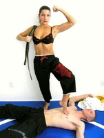 Sexy women in martial arts 47