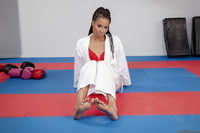 Kira Noir - Karate and sex 005