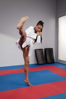 Kira Noir - Karate and sex 093