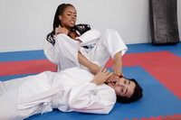 Kira Noir - Karate and sex 103